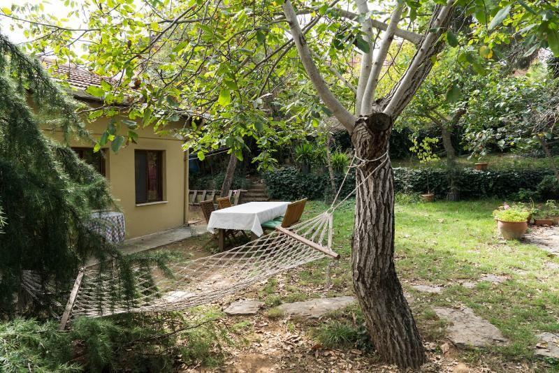 Lovely Garden House