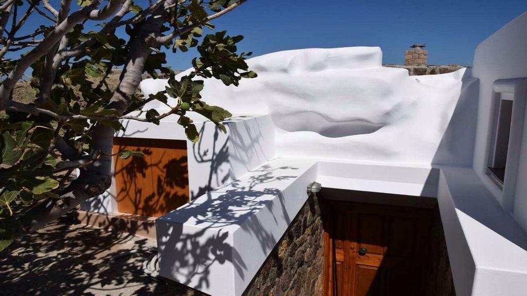 Casa provista en Milos