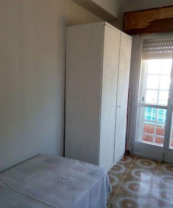 Residencia familiar de 3 habitaciones