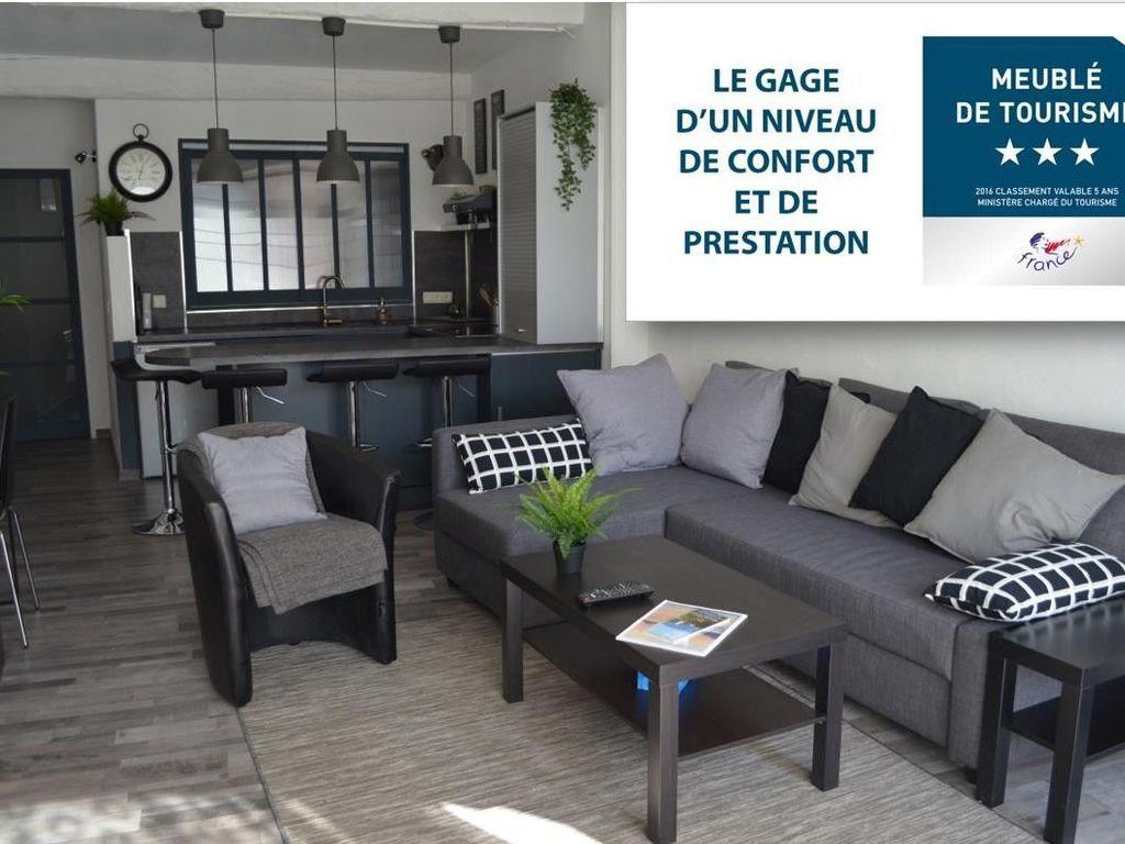 Apartamento en Lorgues para 4 huéspedes