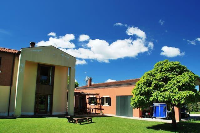 Casa en el campo de Abano Terme (Padua, Venecia)