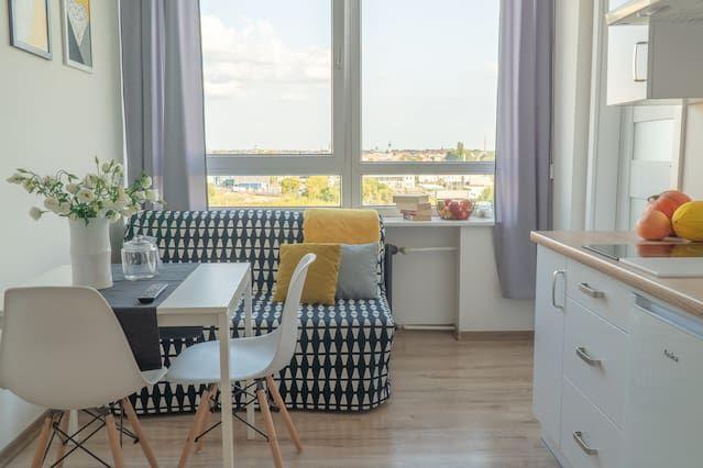 Interesante vivienda con wi-fi