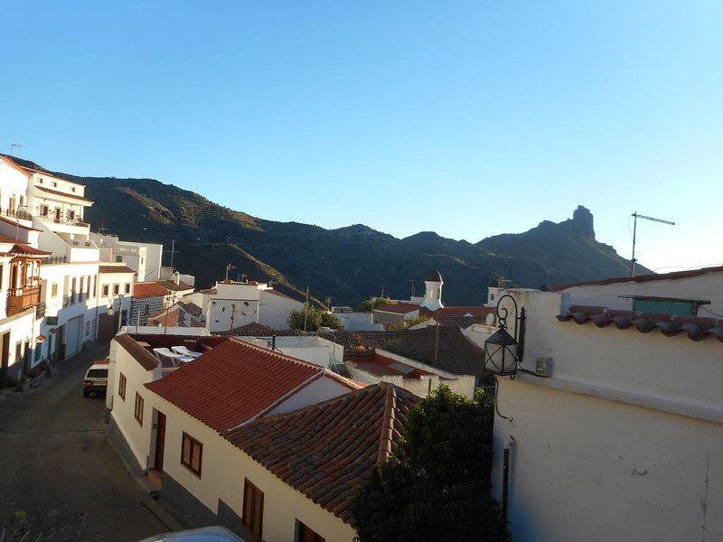 Casa El Fraile en Tejeda Islas Canarias España