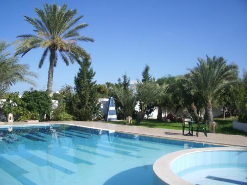 Logement pour 6 voyageurs à Midoun