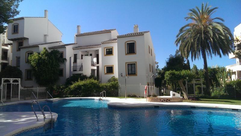 Spacious two bedroom apartment in Riviera del Sol