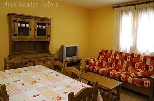 Apartamento en Bielsa para 12 personas