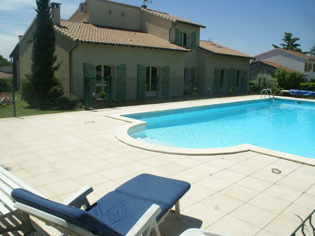 GRAN CASA DE ENCANTO 12 personas con piscina (12x6) y jardín cerca de TOULOUSE