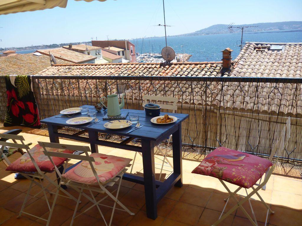 Residencia en Bouzigues para 6 huéspedes