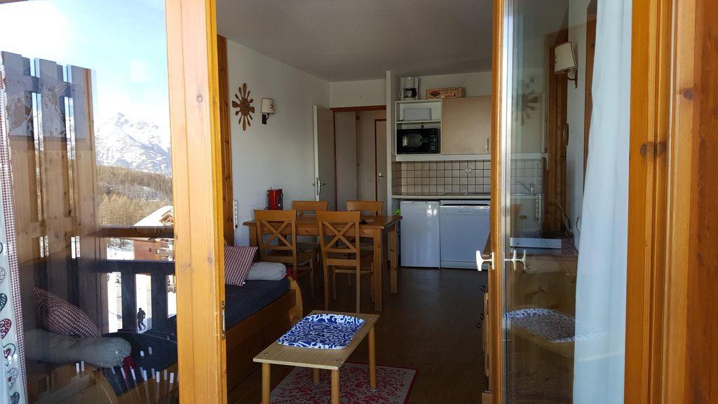 Con vistas piso de 42 m²