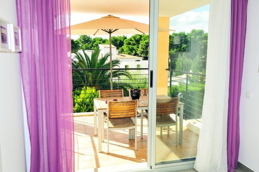 Holiday rental with garden for 4 guests
