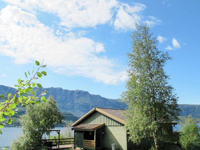 Alojamiento de 4 habitaciones en Norge