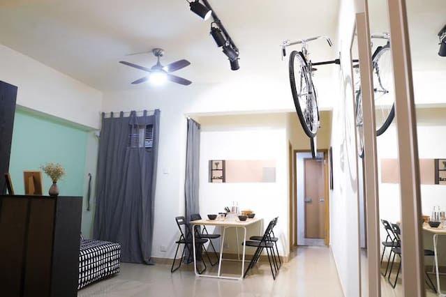 Casa vacanze di 37 m² di 1 stanza