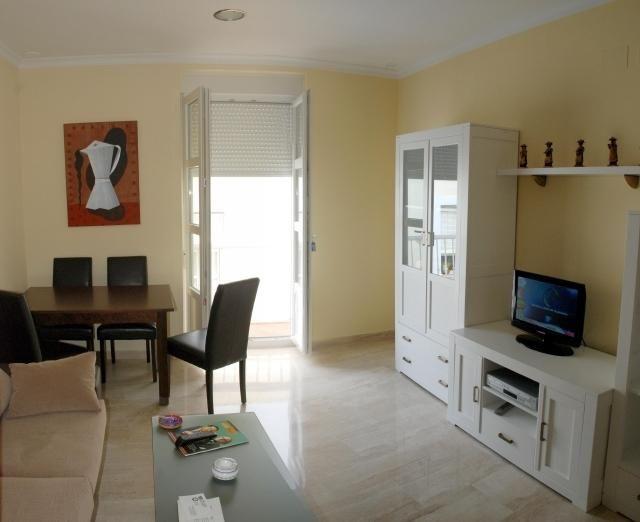Acogedor piso para 4 en Cádiz