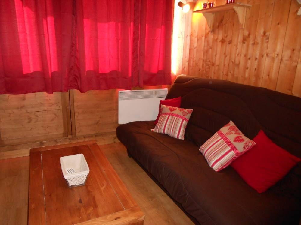 Estupendo apartamento en Val thorens