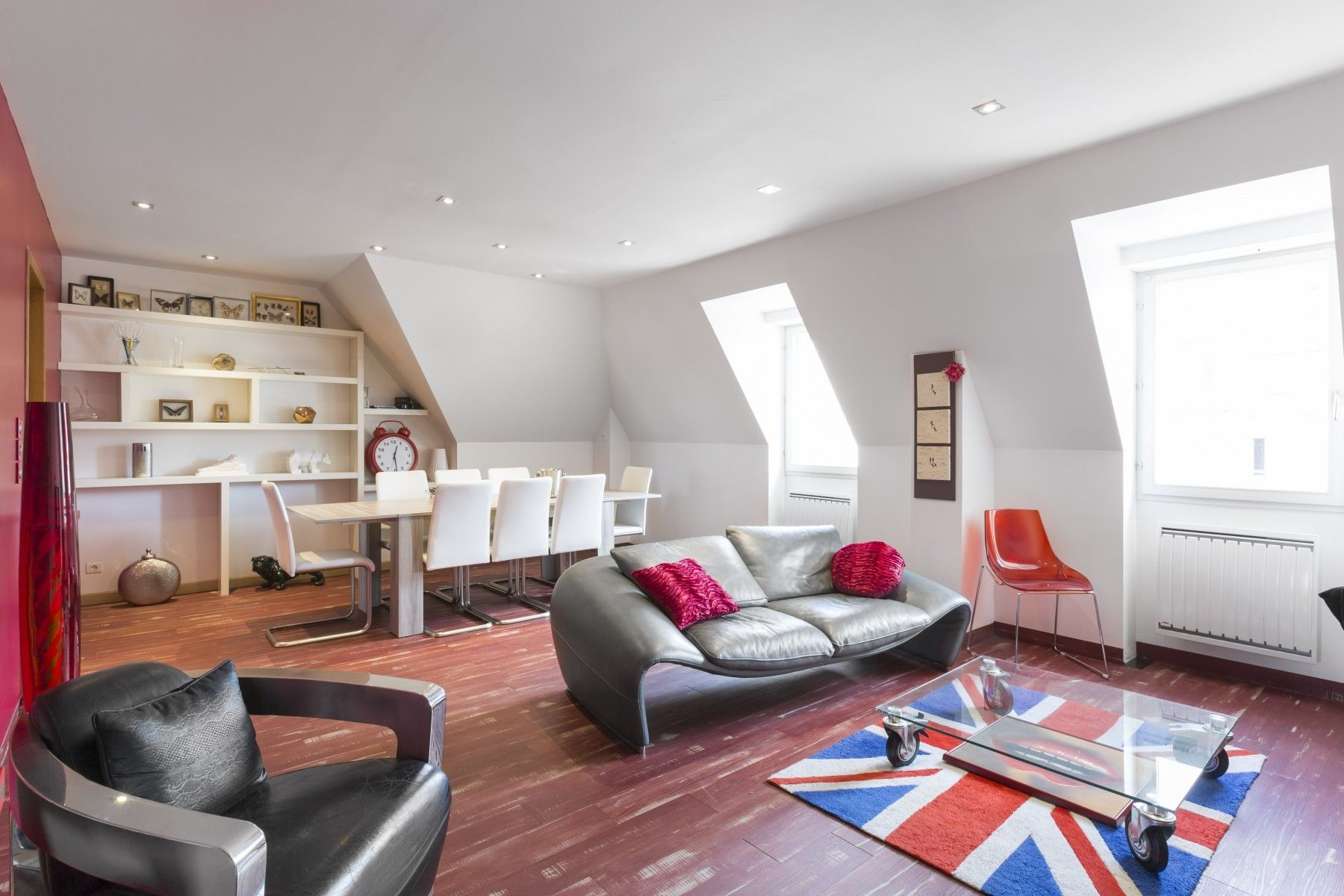 Flat with parking included in Saint-malo