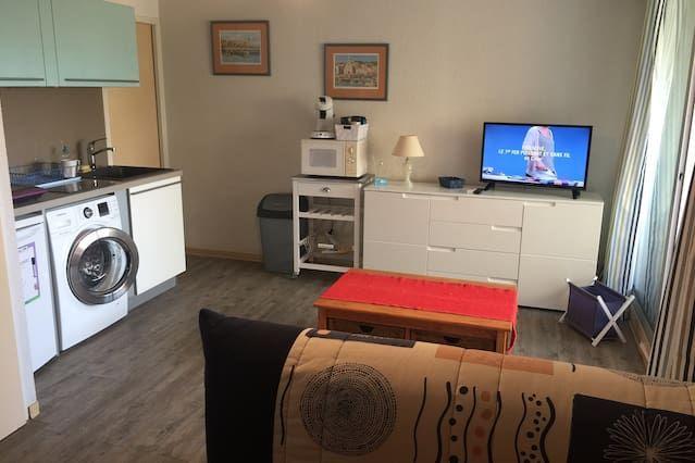 Chalet auf 35 m² mit 1 Zimmer