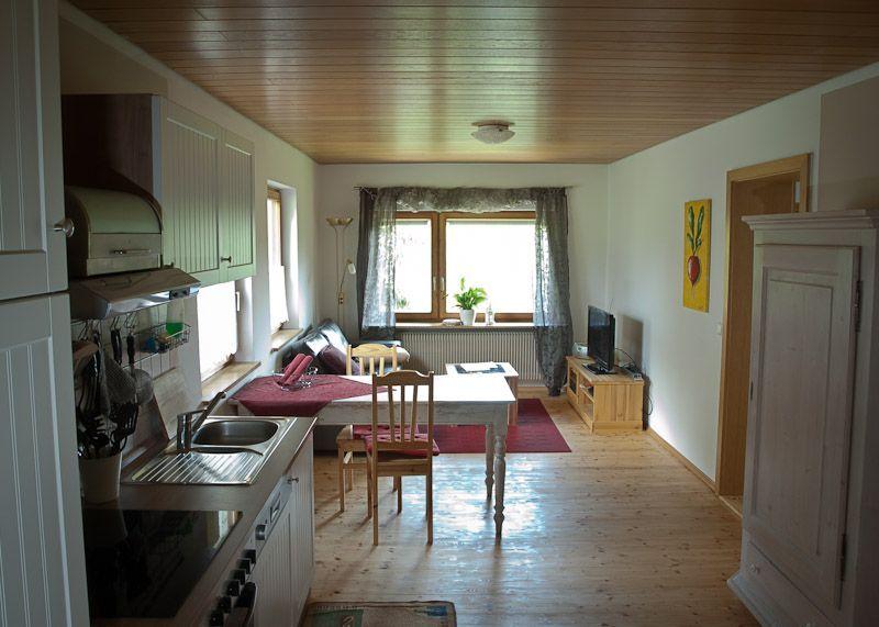 Residencia con balcón para 2 huéspedes