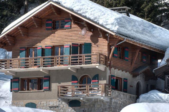 Residencia en Chamonix-mont-blanc de 5 habitaciones