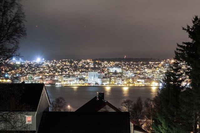 Habitación en Tromsø con jardín