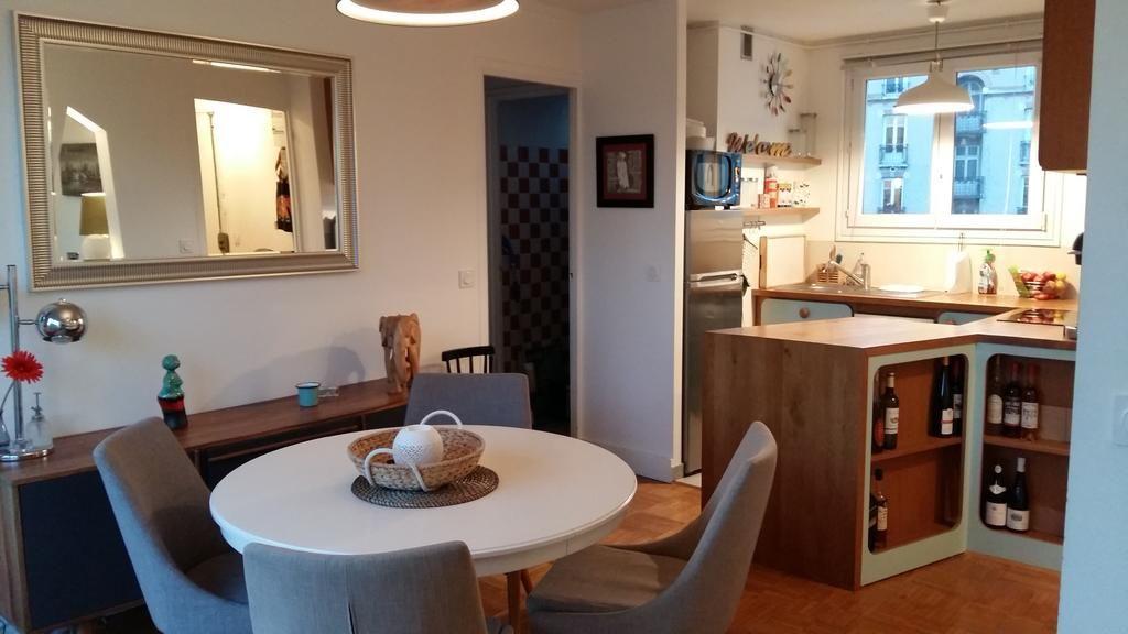 Appartement à Les lilas de 1 chambre