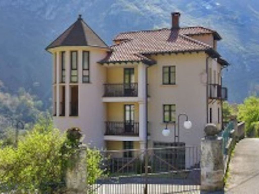 Holiday rental with 3 rooms