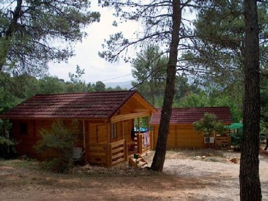 Residencia de 2 habitaciones en Hornos