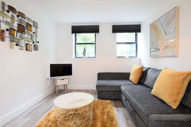 Apartment with 1 room and wi-fi