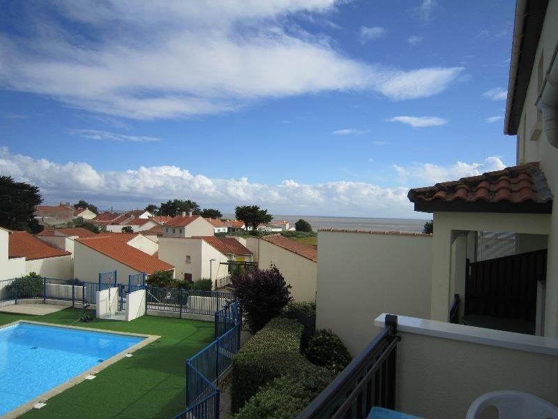 Vivienda de 28 m² con piscina