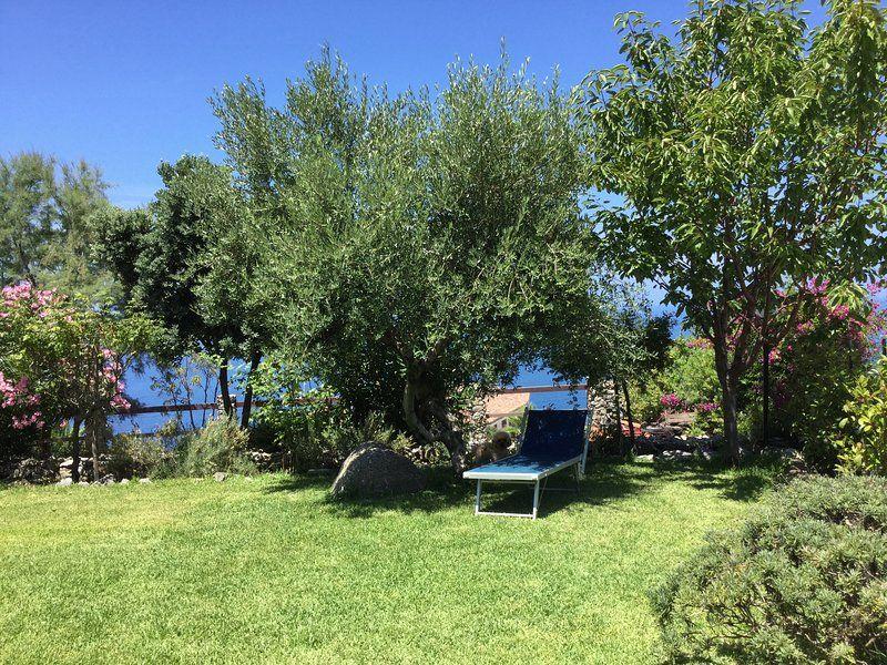 Alojamiento de 3 habitaciones en Zambrone