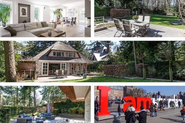 Casa de 1 habitación en Hilversum