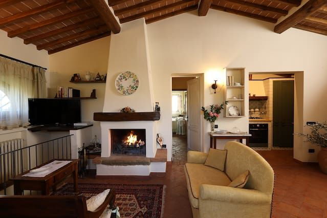 Nice aparment in the ChiantI