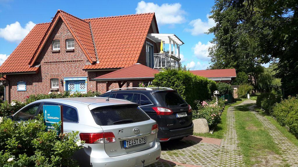 Wohnung für 4 Gäste mit 2 Zimmern
