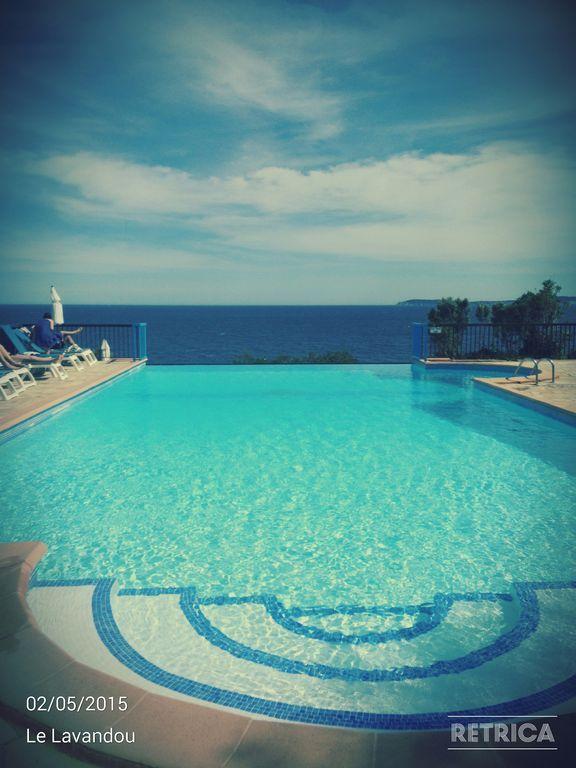 Apartamento T3 / T4, piscina, playa, los pies en el agua, vegetación, tranquilo.