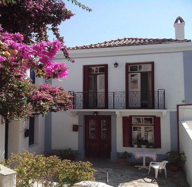 Magnífica casa en Skopelos