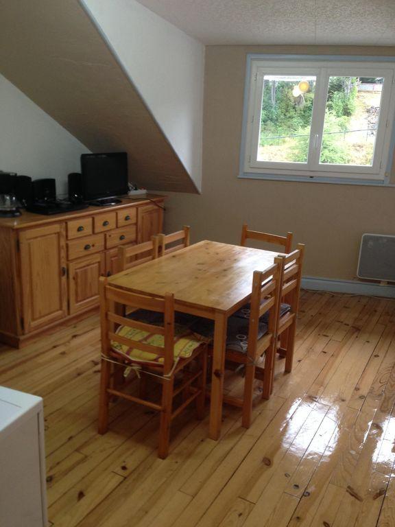Appartement de 43 m² avec jardin