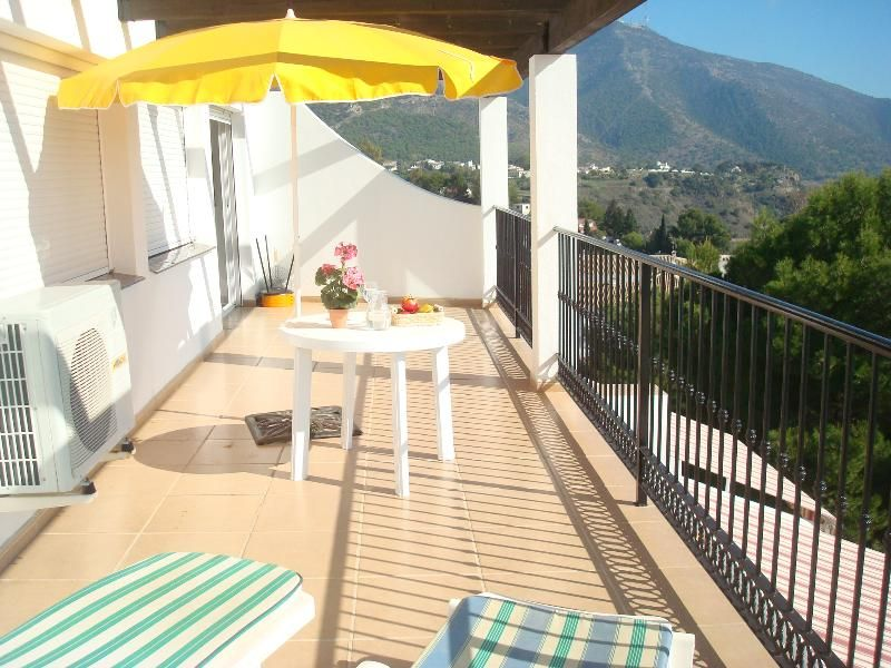 Apartamento con encanto en Mijas para 4 huéspedes