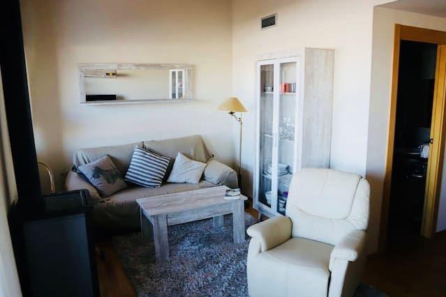 Atractivo apartamento de 50 m²