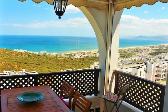 lovely comfortable flat -Cabo Negro