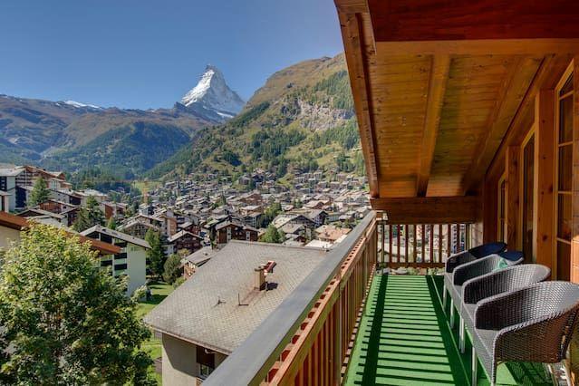 Alojamiento encantador con balcón