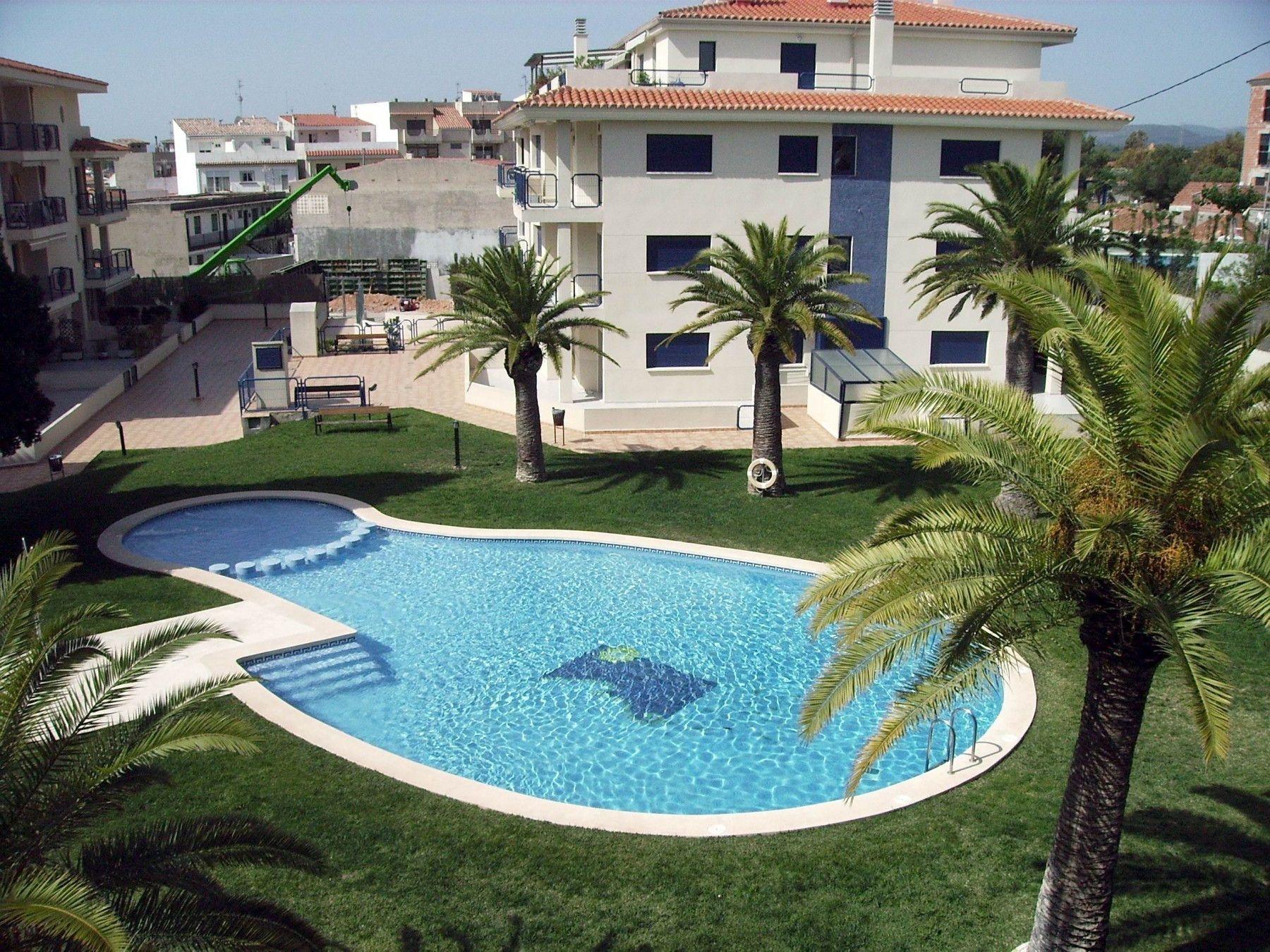 Apartamento en Alcossebre para 4 huéspedes