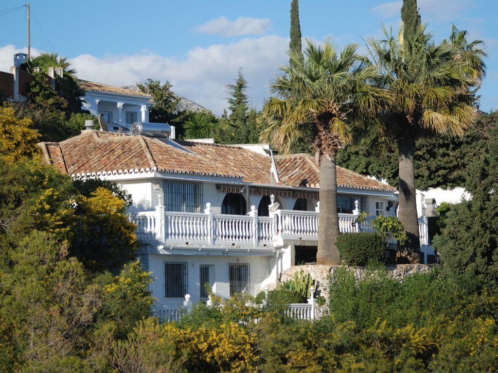 Holiday rental in Benalmádena of 4 bedrooms