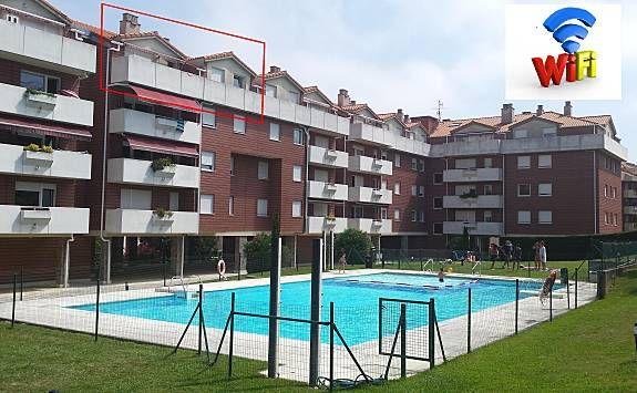Appartement avec piscine à Castro-urdiales