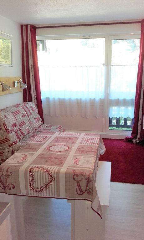 Piso de 22 m² con balcón