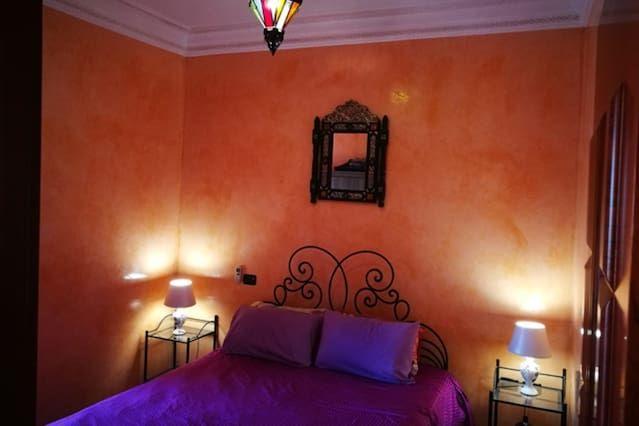 Vivienda agradable en Marrakech