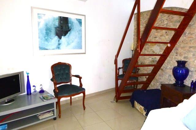 Apartamento hogareño con wi-fi