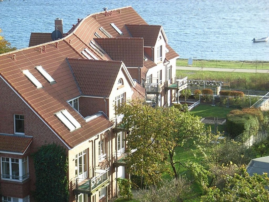 Mit Ausblick Ferienunterkunft mit Balkon