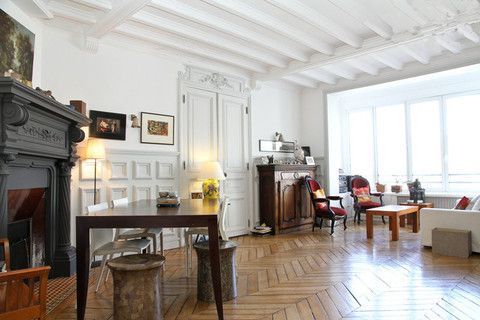 Atractivo apartamento en parís de 4 habitaciones