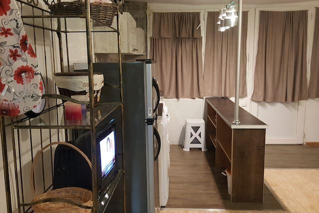 Apartamento con wi-fi en Tbilisi city
