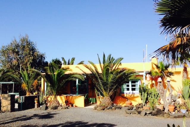 Résidence de 80 m² à Lajares