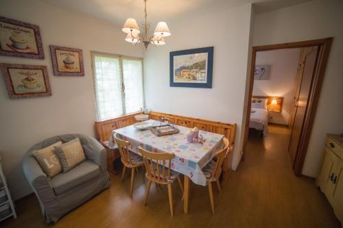 Alojamiento de 1 habitación en Serrada